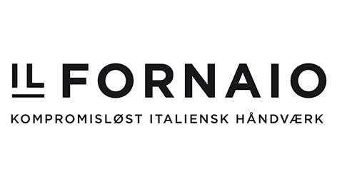 Il Fornaio Logo black