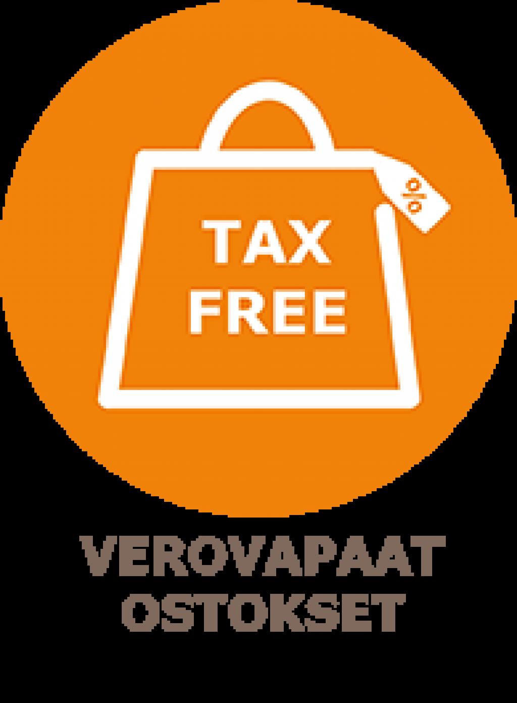 Tax Free Ostokset