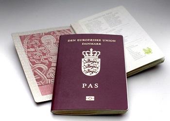 dansk pas regler
